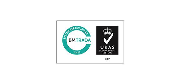 BM TRADA ISO 9001:2008 & NHSS8