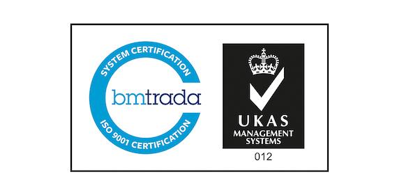 BM TRADA ISO 9001:2015 & NHSS8